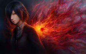 Kirishima Touka Project #1 (This is a REFERENCE!) by ThatOneEnglishGuy