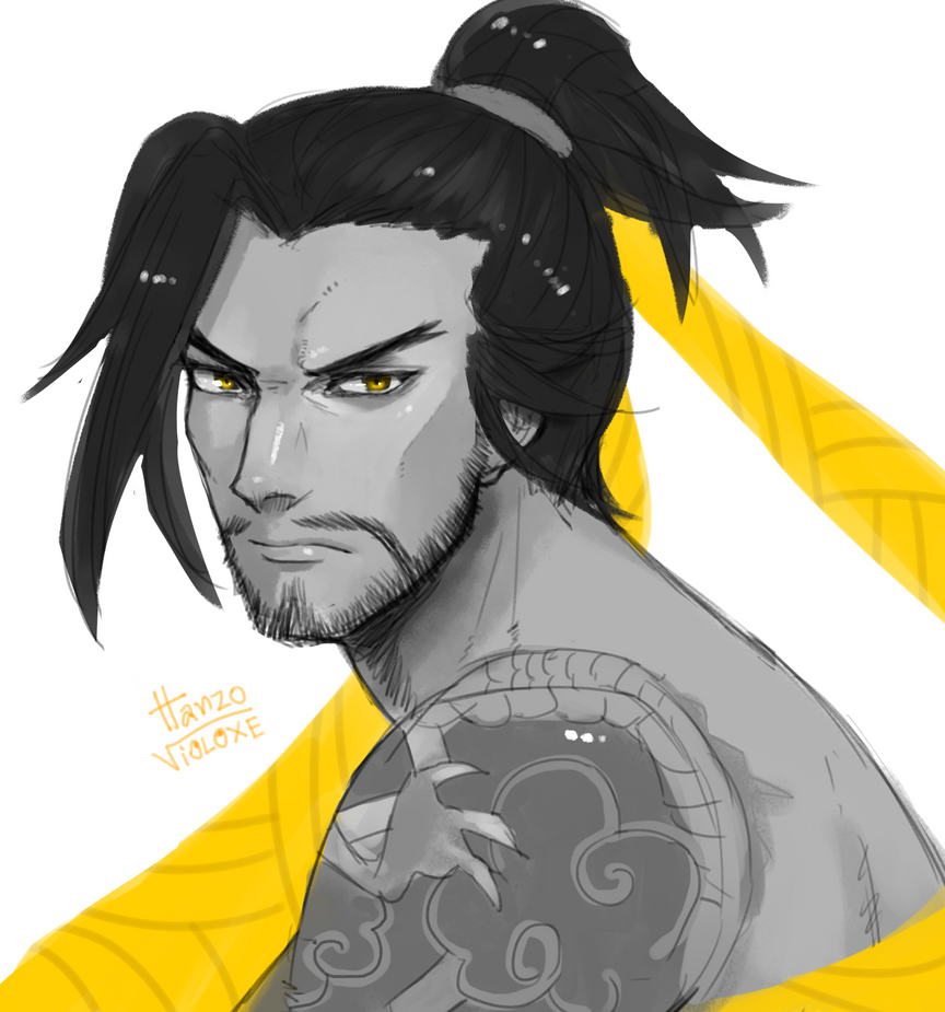 Hanzo Wallpaper: Hanzo By VIOLOXE On DeviantArt