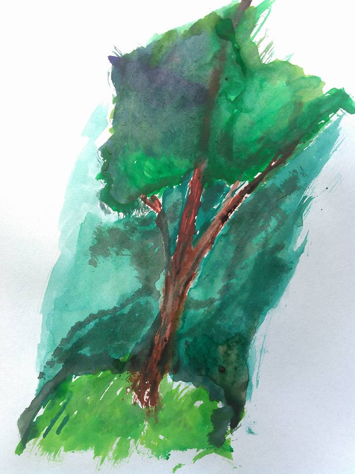 Feelings of a Tree by NickT