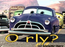 Doc Hudson o rly by metalik-fairy