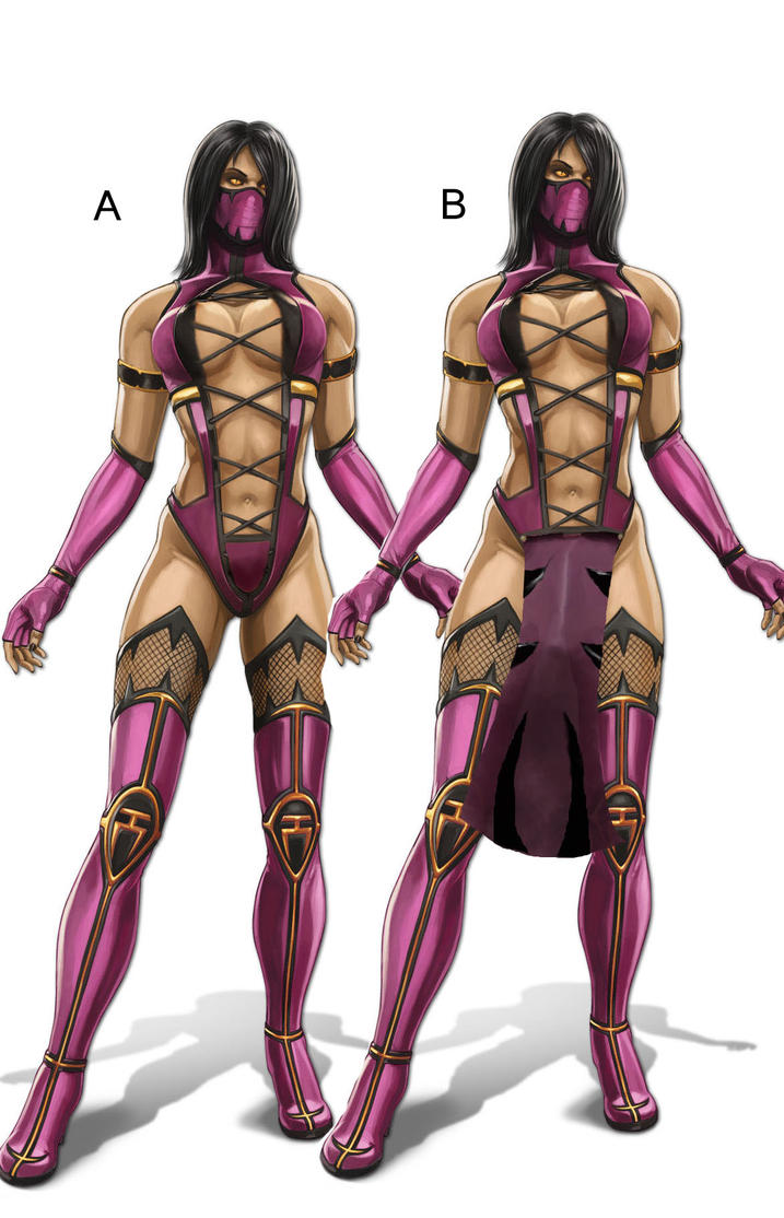 Mortal Kombat : Mileena by Ricochetmatt on DeviantArt