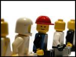Lego Men by kenzor