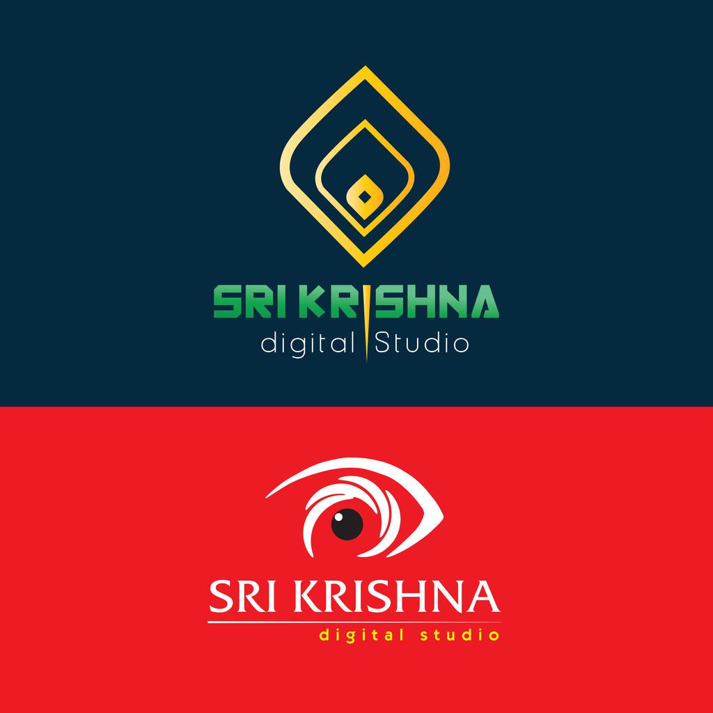 Sri Krishna Logo 3
