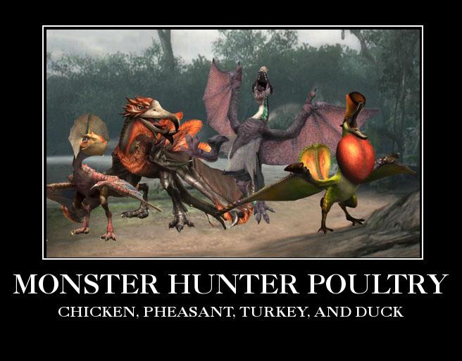 25 Best Memes About Peco: Bird Wyvern Motivational By Cm25 On DeviantArt