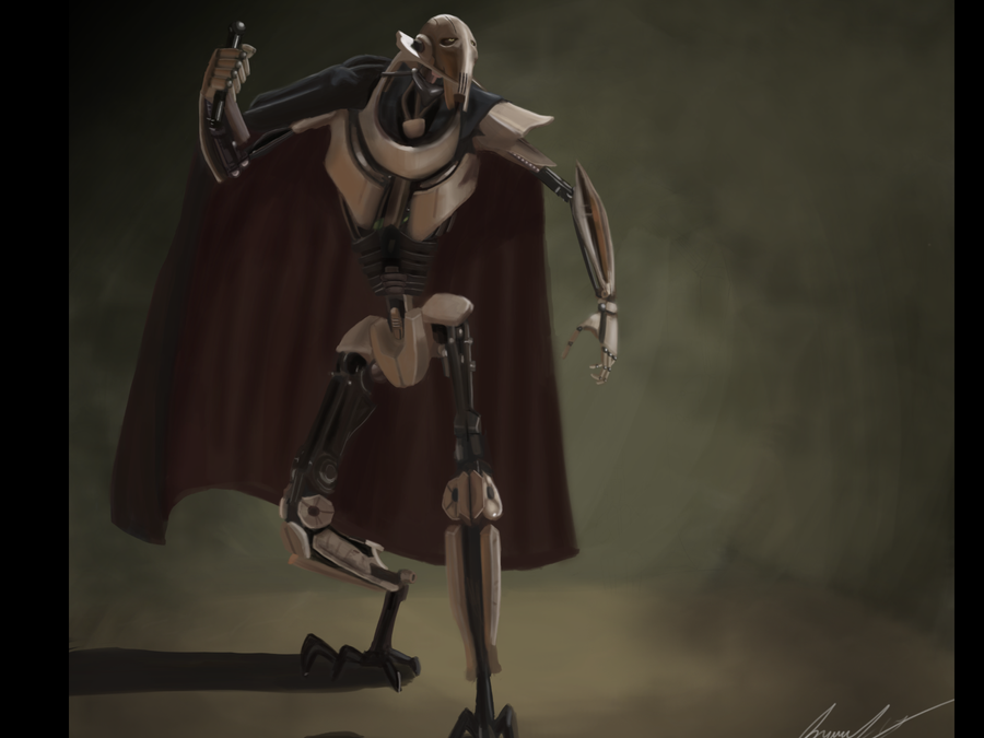 gallery for general grievous wallpaper