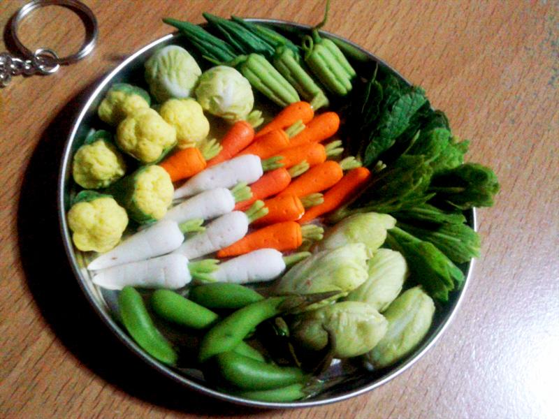 Vegetables by imuya