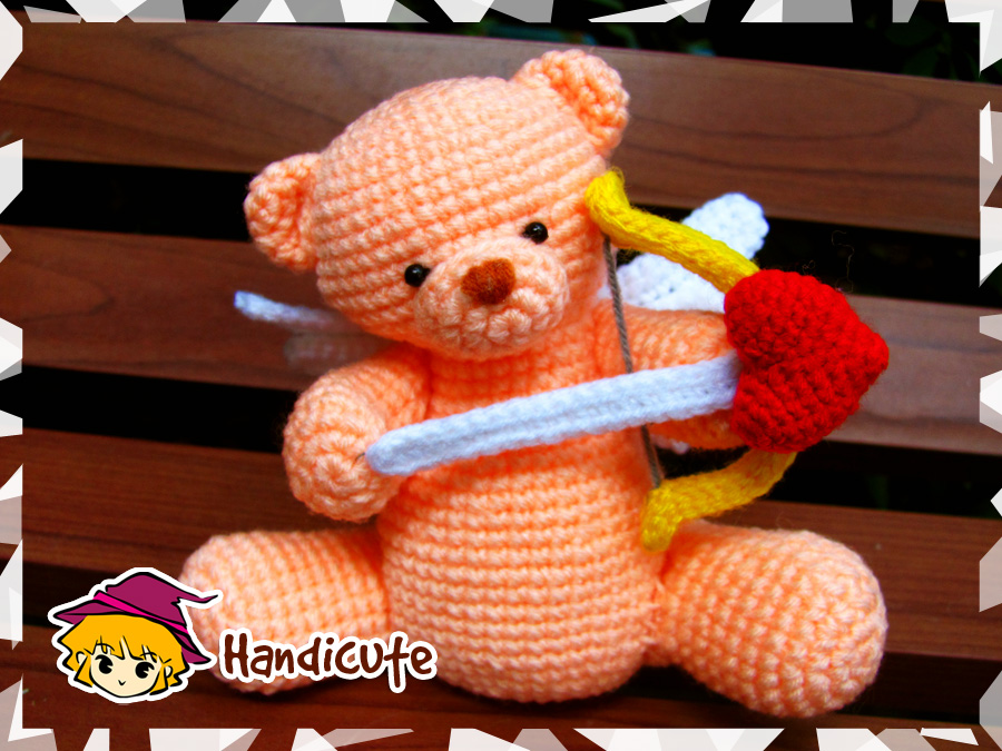 Valentine's Bear by imuya