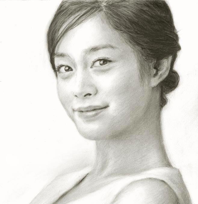 Kim Tae Hee WIP by imuya