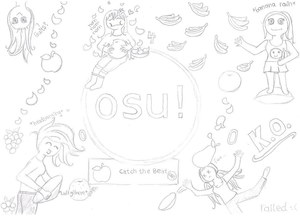 Osu! scatch :3 by Feniel