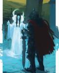 Knight and Necro WIP