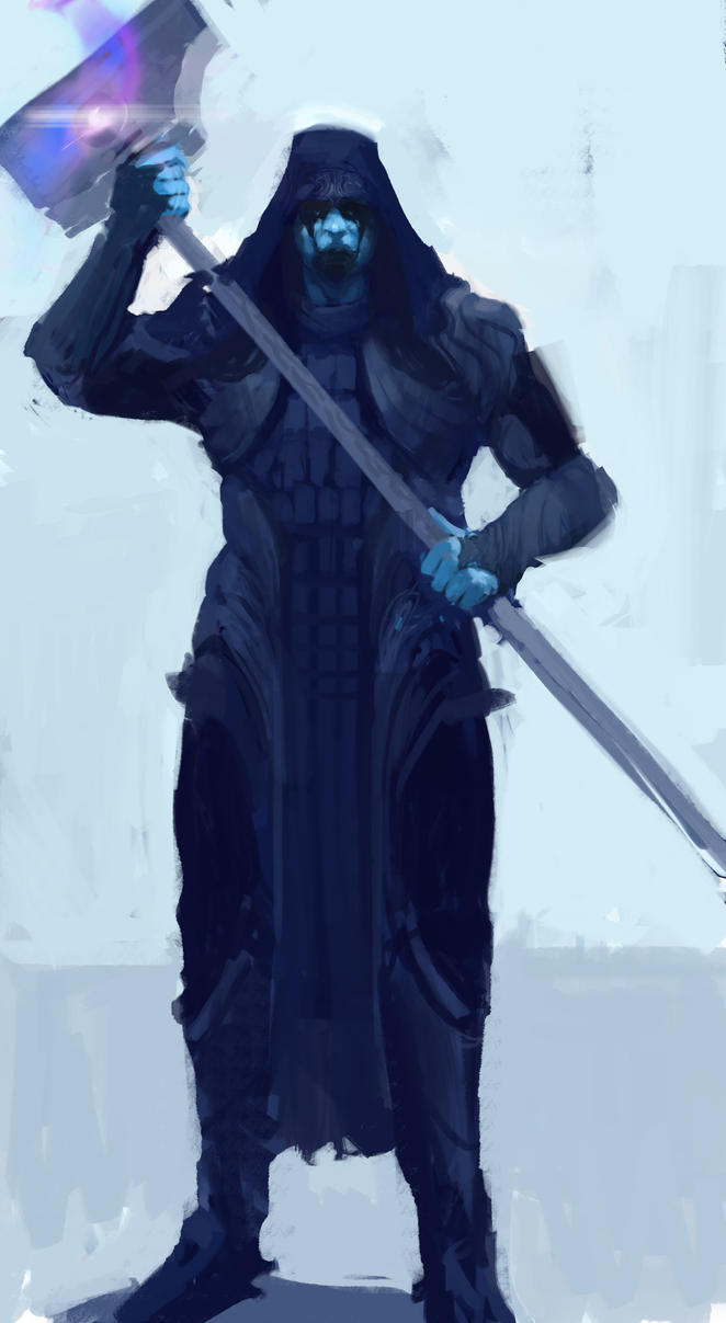 Ronan the Accuser by winkla12