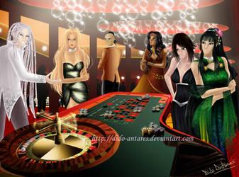 Casino Night by Dido-Antares