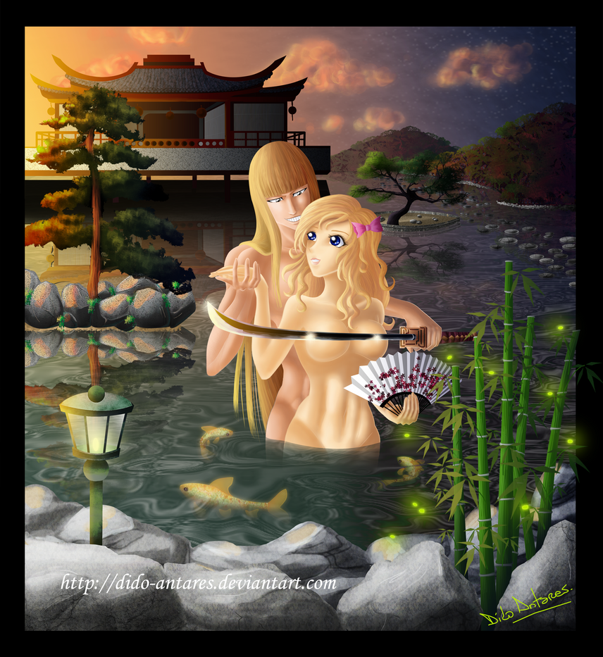 Love and Be Loved Contest:Japanese Garden by Dido-Antares