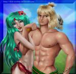 Commission: Wonder Boy :D