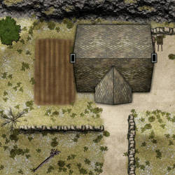 The Alchemist Hut by Lanerso