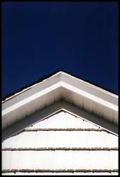 White House Eve and Blue Sky