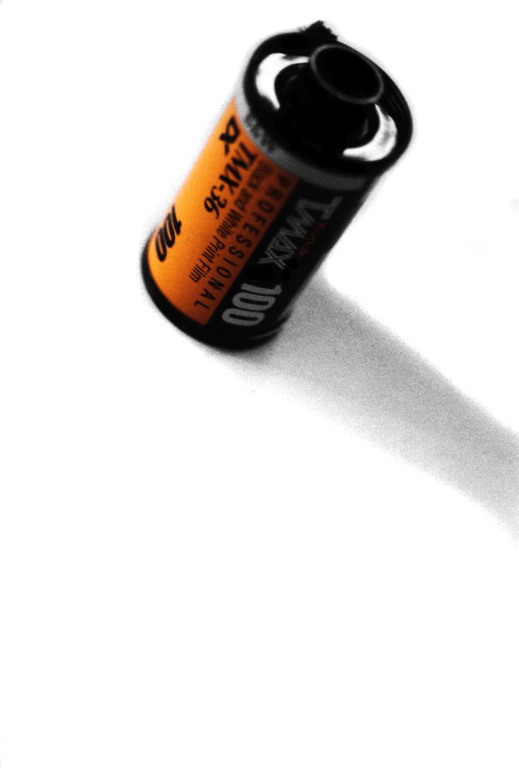 Roll of Film-Kodak by sapphiretiger-stock