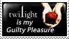 Twilight Guilty Pleasure Stamp by DarkRegrets