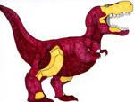 Iron Man-rex