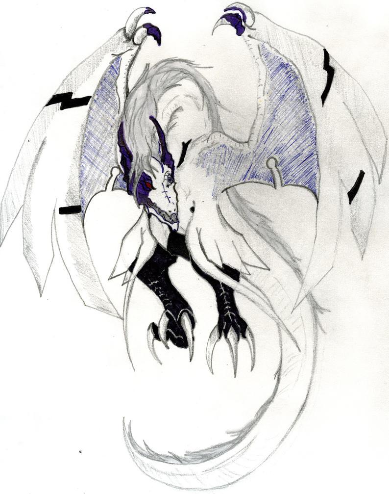 Dragon Gai Tsutsugami by Ford1114