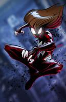 Ultimate Spiderwoman by glencanlas