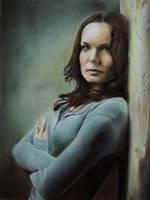 Sarah Wayne Callies by Maggy-P
