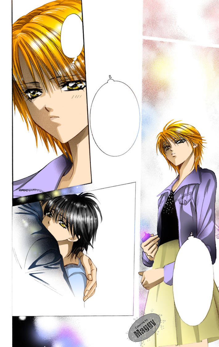 skip beat coloring pages - photo#31