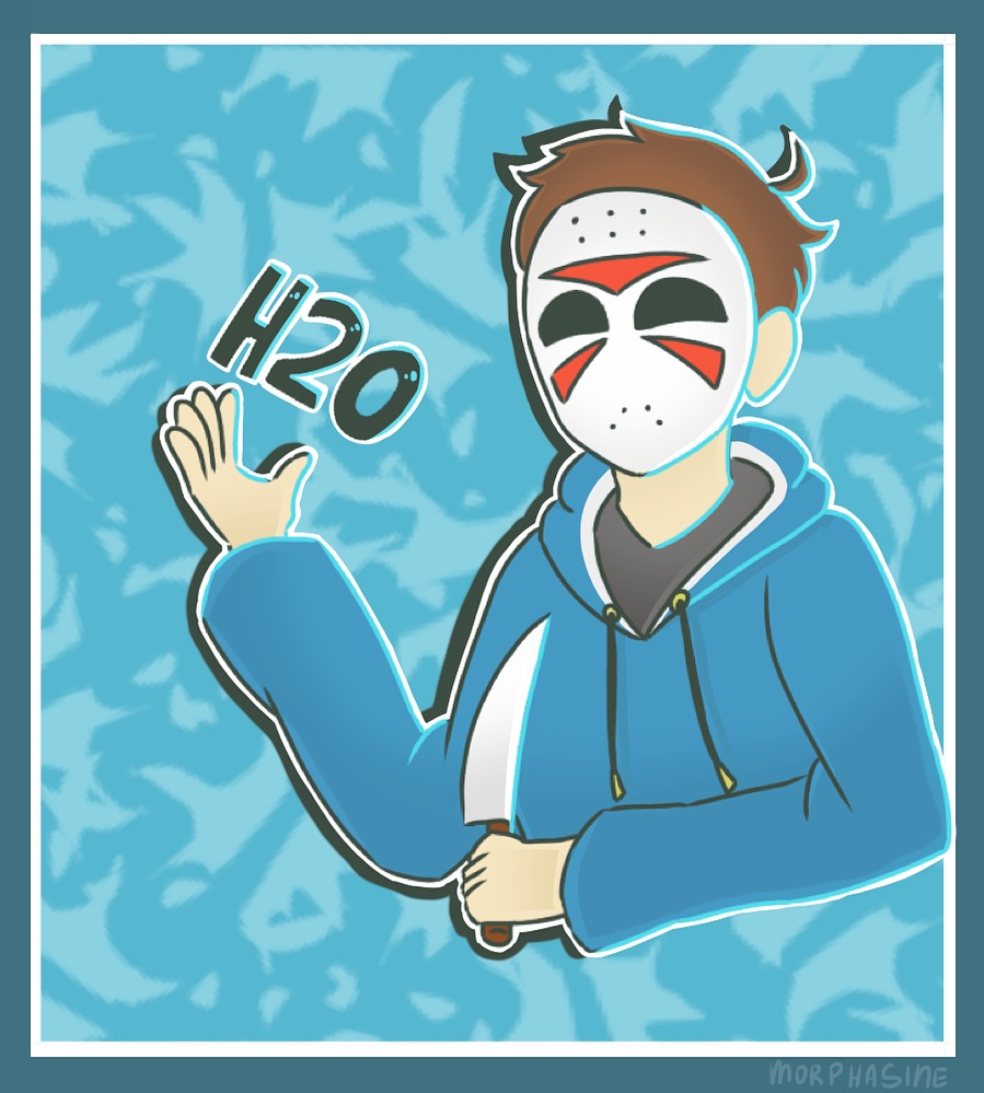 H20 delirious by MORPHASINE on DeviantArt H20 Delirious Drawings