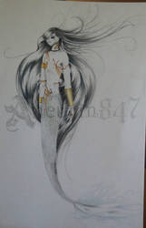 Mermaid by Aneurin847