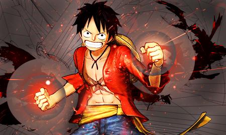 Luffy out by emiya89