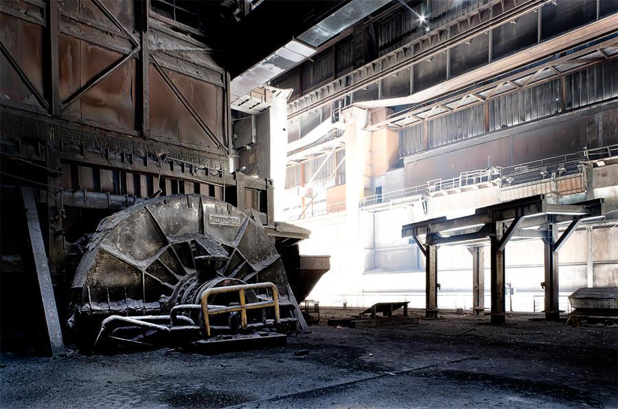 steel works by Lupardus-lu