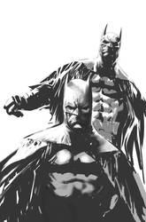 BatmanAU002 by evnaccd