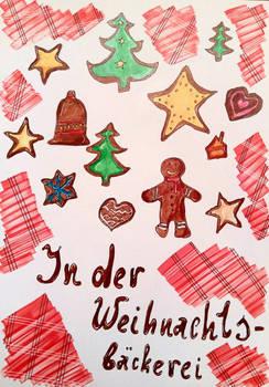 In der Weihnachtsbckerei