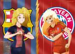 UCL SF: Barcelona vs Bayern Munich