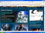 My work on the Doctor Who site
