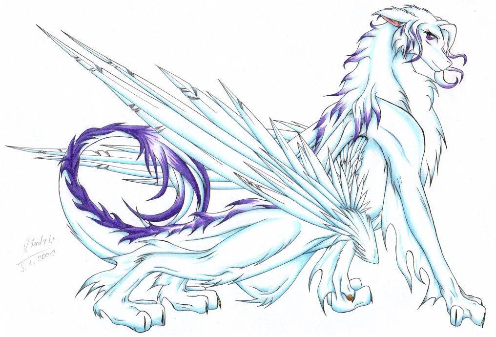 furry dragon angelronin1o8 on deviantart