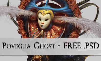 Poveglia Ghost - Free .PSD