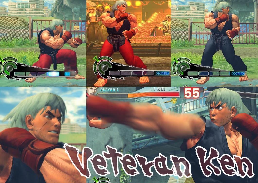Veteran Ken by lorcan13