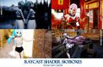 Raycast Shader Skybox Set