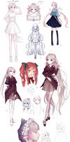 OK I'm not good with dumps [PR] sketch dump by Witchere