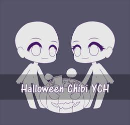 Halloween Chibi YCH [Closed]