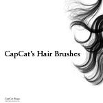 CapCat's Hair Brushes by CapCat