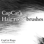 CapCat's Hair Roots Brushes by CapCat