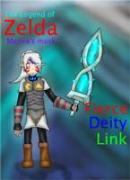 Fierce Deity Link by wildface1010