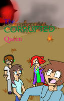 The Corrupted Queen-Cover page by wildface1010