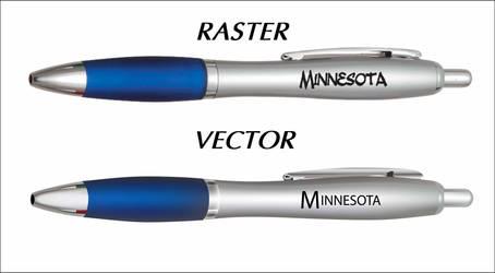 Minnesota Ball Pen Vector by zmtejani