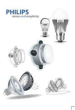Phlilips Bulb Vector