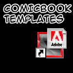 Comicbook Storyboard Template