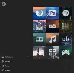 Tenj Tiles for Windows 10