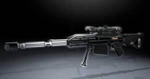 Celestia Sniper Delux